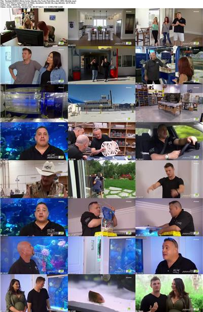 Tanked S08E03 Nick Carter Wants His Tank That Way AAC MP4-Mobile