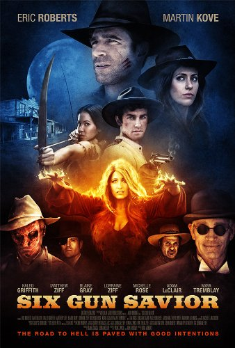 Six Gun Savior (2016) DVDRip x264-SPRiNTER