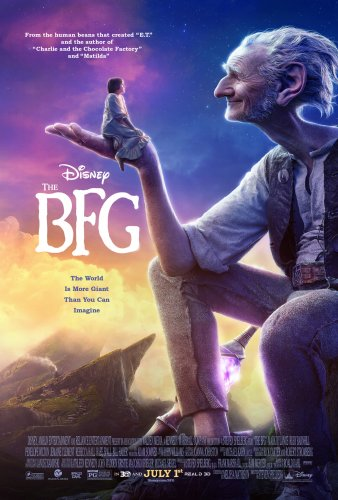 The BFG (2016) HDCAM x264 HQMic-CPG