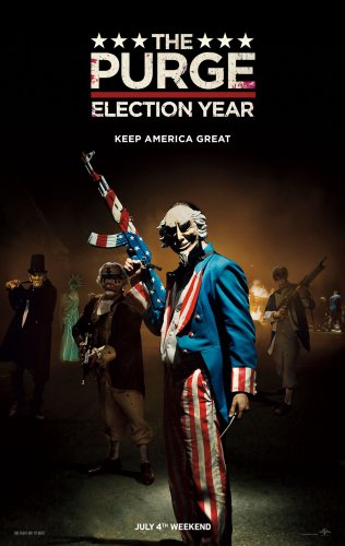 The Purge Election year (2016) - CAM - English - x264 - AAC - Makintos13