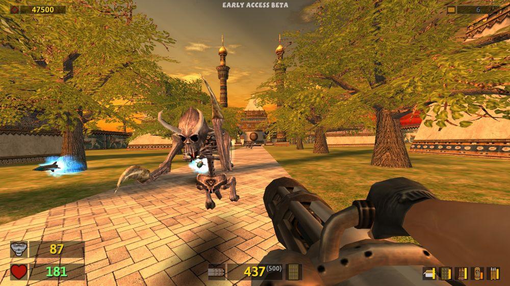 Скриншот Serious Sam Classics Revolution AP_3216