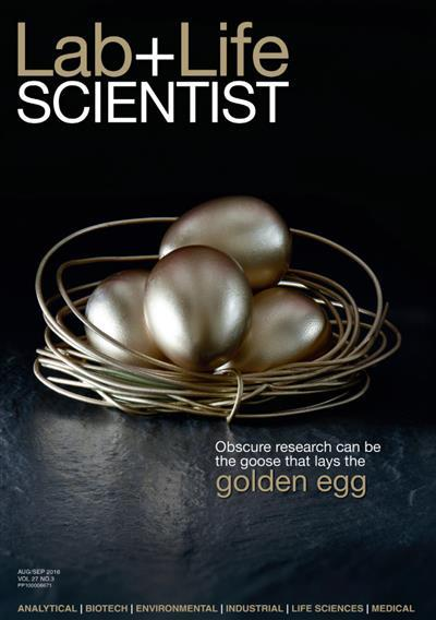 Lab+Life Scientist - AugustSeptember 2016