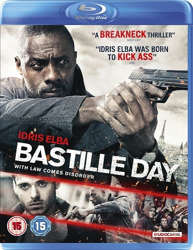 Bastille Day 2016 BRRip XviD AC3-EVO