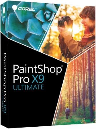 Corel PaintShop Pro X9 Ultimate 19.0.2.4 + Content