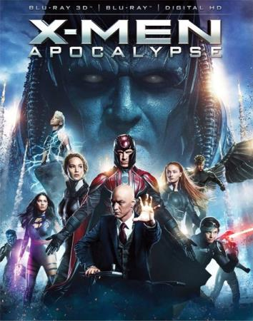 Люди Икс: Апокалипсис / X-Men: Apocalypse (2016/BDRip/HDRip)