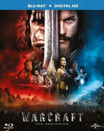 Варкрафт / Warcraft (2016/BDRip/HDRip)