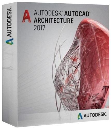 Autodesk AutoCAD Architecture 2017 SP1 (x86-x64) RUS-ENG