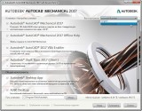 Autodesk AutoCAD Mechanical 2017 SP1 (x86-x64) RUS-ENG
