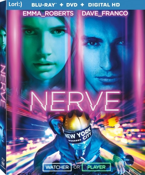 Nerve 2016 HDRip XViD MP3-ETRG