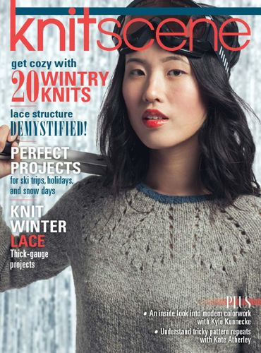 Knitscene - Winter 2016