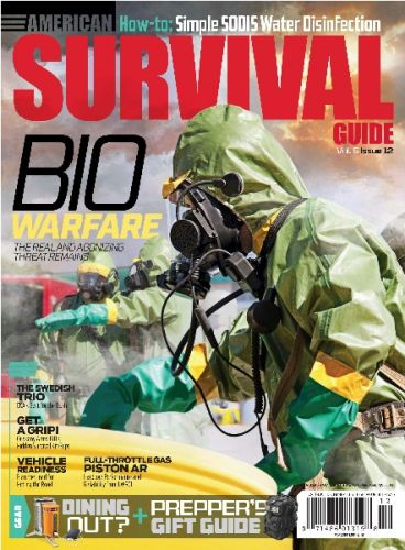 American Survival Guide - December 2016