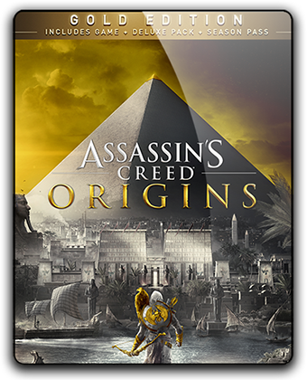 Assassin's Creed:Origins(update) [v 1.51 + DLCs] (2017) FitGirl