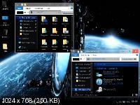 Новые темы для оформления Windows 10 (07.04.2016)