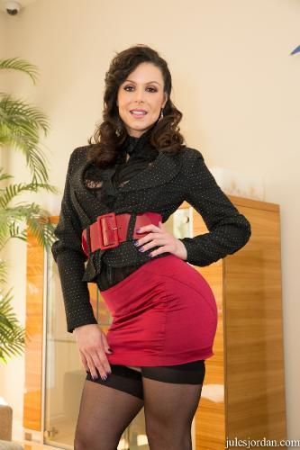 Kendra Lust - Big Tit MILF Double Dicked 23-01