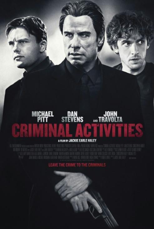 RYZYKOWNY UKŁAD / CRIMINAL ACTIVITIES (2015) LEKTOR PL