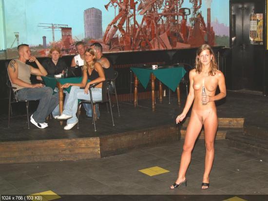 дискотеке голые девушки не