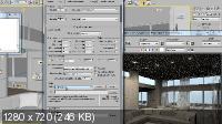 Интерьерная визуализация в 2 частях (2012) Видеокурс