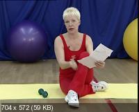 Лечебная гимнастика, лечебная физкультура от Елены Плужник (2014) DVDRip