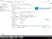 Windows 10 AIO 20in1 x86/x64 +/- Office 2016 by SmokieBlahBlah v.14.04.16 (RUS/2016)