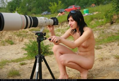 Lake kryspinow nudist
