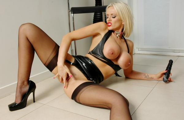 Lucy Zara in Skin Tight Rubber