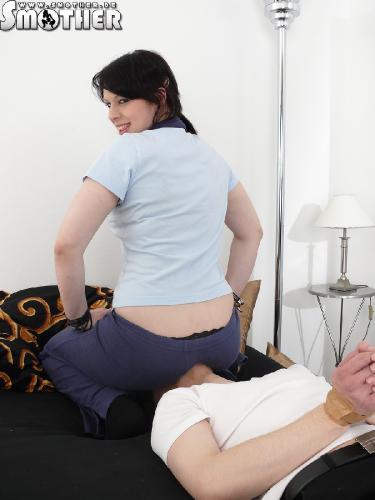 Cum inside mature pussy