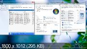Windows 7 Ultimate SP1 x86/x64 KottoSOFT v.17.16 (RUS/2016)