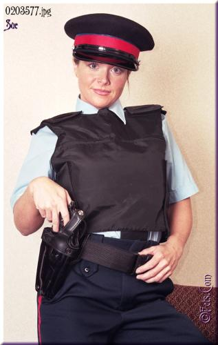 0612-Sue-Police Uniform