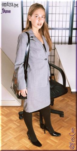 0561-Shana-Office Girl