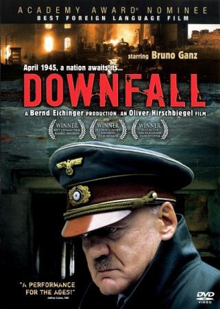 Бункер / Der Untergang / Downfall (2004) HDRip