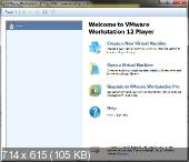 VMware Workstation Player 12.5.0 Build 4352439