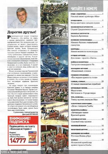 Военная история №5 (апрель 2016)