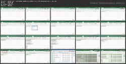Трюк Excel . Как создать список имен файлов в  Excel? (2016)