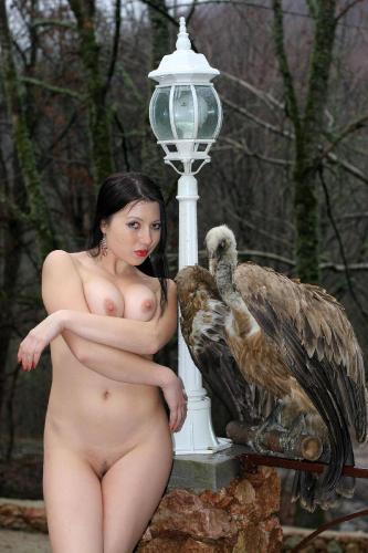 Exhibitionsim 03-01 - Sveta O - Sveta and the Vulture 1800px  (x63)