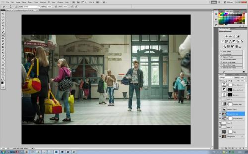Уроки по цветокоррекции фотографий в Adobe Photoshop (2016)