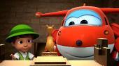 СуперКрылья. Джетт и его друзья / Super Wings. Jett and his friends [S01] (2015) WEBRip 1080p от ExKinoRay | D