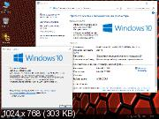 Windows 10 Enterprise LTSB x86/x64 Lite v.6 by naifle (RUS/2016)