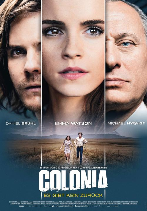 Osada Godność / Colonia (2015)  PL.WEB-DL.Xvid-KLiO / Lektor PL