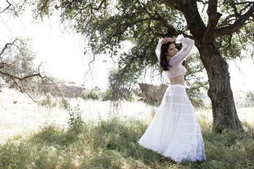 phun Carlotta white star Baremaidenscom