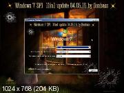 Windows 7 SP1 x86/x64 AIO 11in1 Update 04.05.16 by Donbass (RUS/2016)