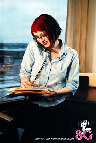 07-02 - Jayne - The Secretary