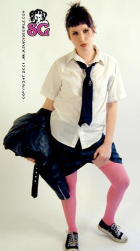 11-05 - Raina - Punk Rock School Girl