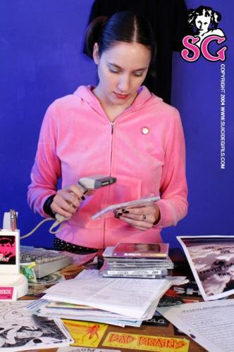 09-12 - Billiejoe - Record Shop