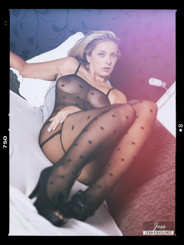 Retro Bodystocking