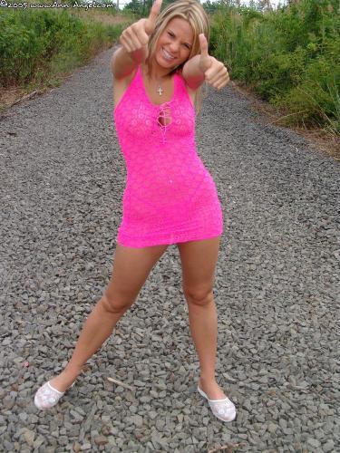 207 - Pink Dress