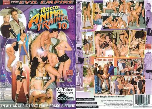 Rocco Animal Trainer 10 (2002) DVDRip