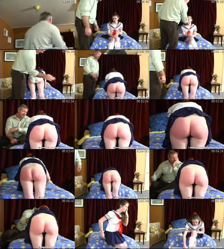 Bailey's Hand Spanking and Belting