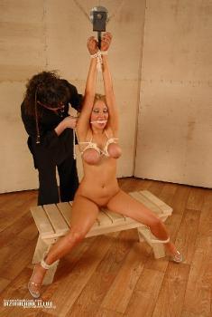 Mistress Eteri Japanese bondage