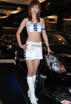 Amateur - Japanese auto show girls collection 3