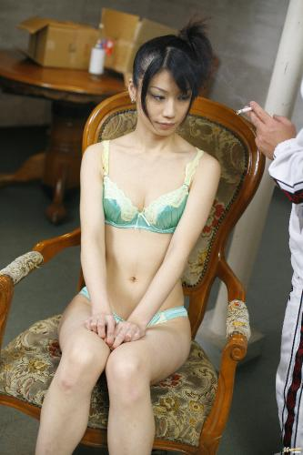 Miki Uehara - Miki Uehara Naughty Japanese model sucks cock and gets fingered